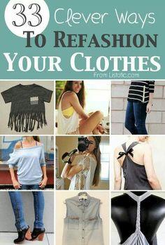 Neat clothing ideas
