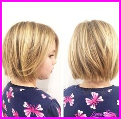 cool Little girl bob haircuts wavy