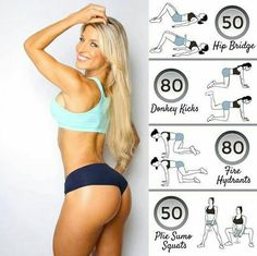 Best Training reshape your body in just 20 minutes. Many women want to have beautiful legs firm thighs【fitness routines fitness exercise routines! Fitness Workouts, Fitness Motivation, Fitness Workout For Women, Sport Motivation, Fitness Tips, Fitness Models, Bum Workout, Killer Workouts, Fitness Photos