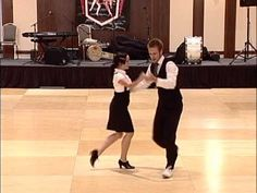 Dax Hock and Alice Mei: 2008 American Lindy Hop Championships Showcase/Classic Winners - YouTube