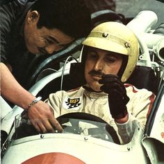 1968 Honda RA302 Jo Schlesser
