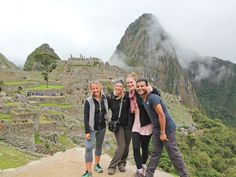 Hiking the Inca Trail: Logistics and Tips. I absolutely love this blog. She has the best tips and advice and actually gives honest feedback about places!
