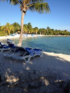 Renaissance hotel private Island in Aruba ;) I loved it. It's perfect for families with kids