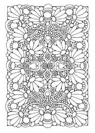 Patterns to Colour in