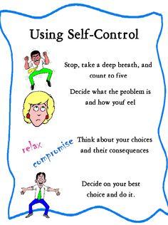 Self Control options