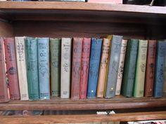 Atlanta Vintage Books - Rare, vintage, out-of-print books. Todd's favorite place in Atlanta.