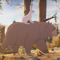 John Lewis 'The Bear & The Hare'