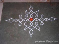 அழியாத கோலம்/ ముగ్గులు / रंगोली : Feb 4, 2011