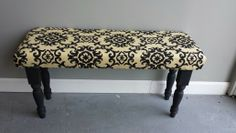 Custom built bench by Des Moines based business Repinned!   www.facebook.com/Repinned