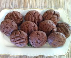 Recipe Easy chocolate cookies with choc chips by Debra J - Recipe of category Baking - sweet