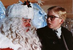 The cult following of A Christmas Story (1983) grows into mainstream madness by the new millennium. Cable channels feature 24-hour marathons of Ralphie and his quest for a Red Ryder BB Gun. Today you can decorate your tree with leg-lamp ornaments and tour the fictional Parker family house museum in Cleveland ... really.