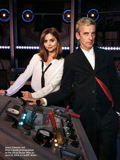 Clara and the Twelfth Doctor