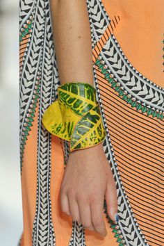 Celebrating the Uniqueness of Pinterest. Please repin and spread the good word. Mara Hoffman S/S 2013
