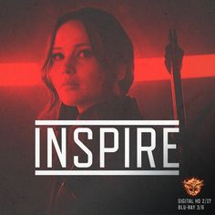 See how Katniss inspires in #Mockingjay Part 1 - on Digital HD 2/17 and Blu-Ray Friday 3/6! - www.mockingjaythefilm.com