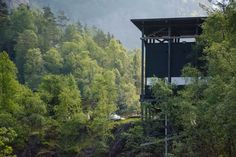 #‎Architecture in #‎Norway - #‎NationalTouristRoute by Peter Zumthor