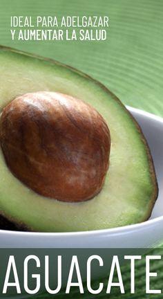 El aguacate nos aporta salud y ayuda a la absorción de los nutrientes de otros vegetales. Baked Potato, Avocado, Potatoes, Baking, Fruit, Natural, Ethnic Recipes, Food, Healthy Dieting