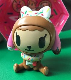 Tokidoki: Donutina From The Donutella And Her Sweet Friends Blind Box Collection   eBay