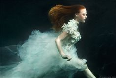Motherland Chronicles #39 - Underwater by Zhang Jingna