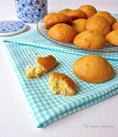 Di pasta impasta: Biscotti morbidi al limone… senza burro e lattosio