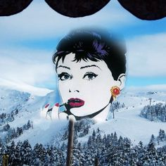 Uludağ-Audrey Hepburn