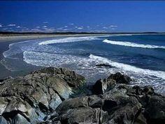 Image: Ocean surf on Martinique Beach, Nova Scotia Acadie, Destinations, Atlantic Canada, Kayak, Oceans Of The World, Prince Edward Island, Canada Travel, Nova Scotia, Vacation Spots