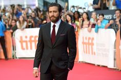 """Actor Jake Gyllenhaal attends the """"Demolition"""" premiere and opening night gala during the 2015 Toronto International Film Festival at Roy Thomson Hall on September 2015 in Toronto, Canada. Get premium, high resolution news photos at Getty Images Tom Hiddleston High Rise, Tom Hiddleston Crimson Peak, Tom Hiddleston Dancing, Tom Hiddleston Funny, Young Benedict Cumberbatch, Tom Hiddleston Gentleman, Toronto Film Festival, Jake Gyllenhaal"""