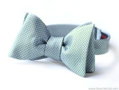 http://www.bowtieclub.com/collections/new-bow-ties/products/monet-harmony-in-blue-bow-tie #bowtie #bowties