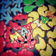 """""""Clauzzen Cookies"""" Cumpleaños."""