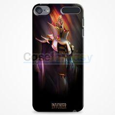 Dota 2 Invoker 2 iPod Touch 6 Case | casefantasy