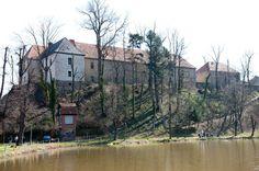 Szlaki Kulturowe: Niemcza - zamek, ob. nieużytkowany