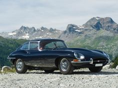 1966 Jaguar E-Type Series 1 4.2-Litre Fixed Head Coupé | London 2015 | RM Sotheby's