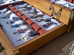 Katalina Jewelry: Box It Up - Jewelry Display