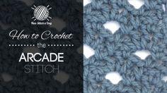 Crochet Stitchionary NewStitchaDay.com : learn ALL TEH STITCHES
