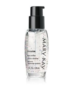 Enhance your skin's normal night time renewal process with the TimeWise Night Solution. Mary Kay Night Solution, Mary Kay Uk, Moisturiser, Cleanser, Facial, You Look Beautiful, Night Routine, Beauty Consultant, Liquid Foundation