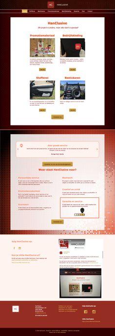 An Wens Webdesign - HanClusive Web Design, Shopping, Design Web, Website Designs, Site Design