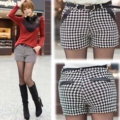 Find More Shorts Information about Plus Size Fashion Women's Leasure Wool Boots Shorts Winter Pants Casual Wear Feminino Saia Leather Shorts,High Quality shorts winter,China pants yellow Suppliers, Cheap shorts fashion from Tina Fashion Woman Clothing Store on Aliexpress.com