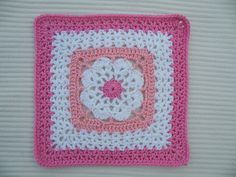 "Ravelry: More V's Please - 12"" square pattern by Melinda Miller"