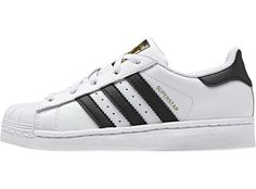 Superstar Shoes The sneaker with the shell toe, made for younger fans. A style icon is remade for younger feet in these adidas Originals Superstar shoes. The junior shoes have all the classic details,