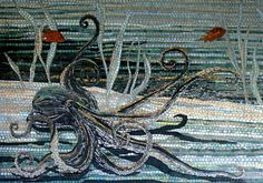 Mosaic Artists Gallery Photos of Landscape Mosaics Nature and Birds - Showcase Mosaics