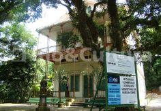 Museu Histórico da Cidade do Rio de Janeiro em obras -  Postado na data de 16/2/2012