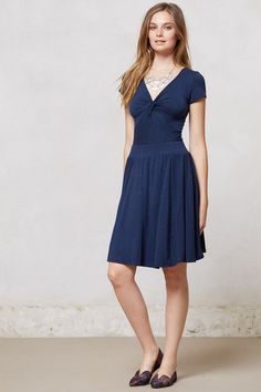 Knotted Taya Dress - Anthropologie.com