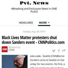 #BlackLivesMatter Movement Shuts Stuff DOWN!!! http://ift.tt/1CeNjph #PvtNews