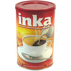 Inka...coffee substitute from Poland. Good reviews on Amazon