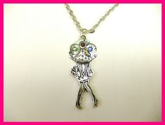 Steampunk Necklace EMOTIONALLY YOURS Vintage Pendant by giftamax, $23.99