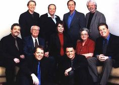 The Osmond Family - where to start...a warm, caring family that continues to share their lives and their talent.