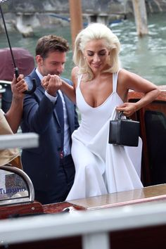 Warning: These Photos of Lady Gaga and Bradley Cooper Might Make You Wish They Were a Couple Celebrity Photos, Celebrity Style, Celebrity Babies, A Star Is Born, Bradley Cooper, Beautiful Celebrities, Film Festival, Dress Making, Style Icons