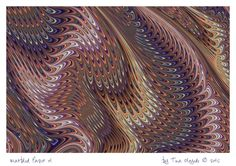 Marbled Paper 01 by aartika-fractal-art on DeviantArt