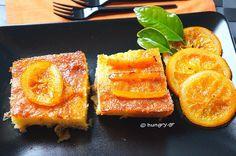 Πορτοκαλόπιτα με Ψημένο Φύλλο Cheesecake Recipes, Dessert Recipes, Desserts, Portokalopita Recipe, Biscuit Cake, Greek Recipes, Good Food, Fun Food, Healthy Recipes