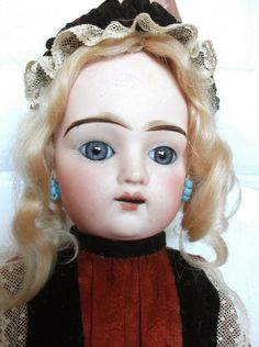 Awesome and rare Francois Gaultier French bisque antique doll Antique Dolls, French, Antiques, Awesome, Ebay, Vintage Dolls, French People, Antiquities, Antique