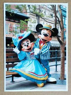 funderful disney | FUNderful Disney(TDS)★ミキミニ★ポストカード★ ...